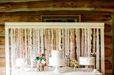 Stile vintage per la decorazione del tuo matrimonio 2017: perché il passato ritorna sempre!