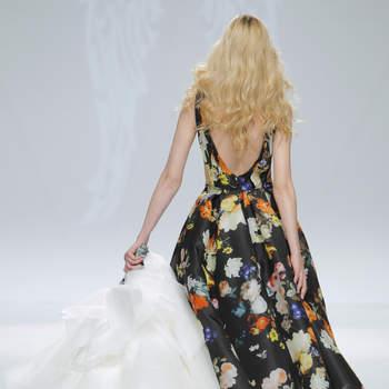 Vestidos de novia Jordi Dalmau 2017: diseños arriesgados para mujeres atrevidas