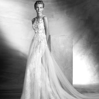 Die romantischsten Brautkleider 2017 – Designs voller Gefühl
