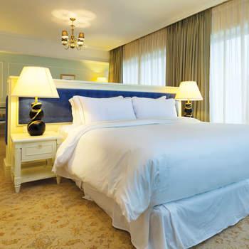 Das Kingsbury Hotel - die beste Entscheidung für unvergessliche Flitterwochen!