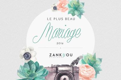 Concours du mariage de l'année 2016 : votez pour votre préféré !