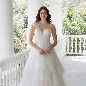 Sincerity Bridal 2017. Vrouwelijke ontwerpen voor iedere bruid!