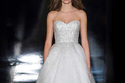 27 свадебных платьев Reem Acra 2017: необычные модели для самого счастливого дня в вашей жизни!
