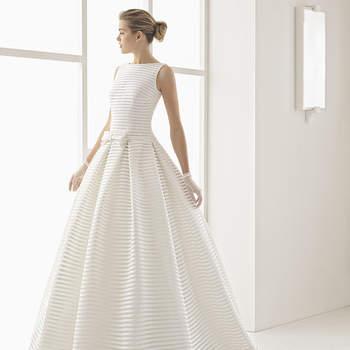 Fondez pour les modèles romantiques de la collection Rosa Clará Two 2017