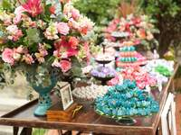 Como reaproveitar as flores do seu casamento