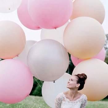 En 2016, des ballons pour la décoration de votre mariage !