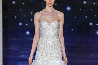 40 Sweetheart Neckline Wedding Dresses of Spring 2016