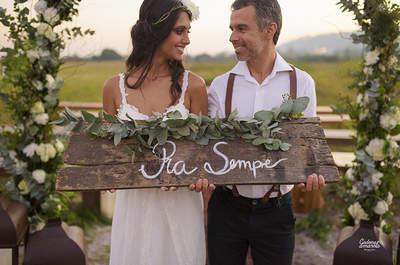 Passo a passo para um casamento ecológico perfeito: os convidados e a natureza agradecem!