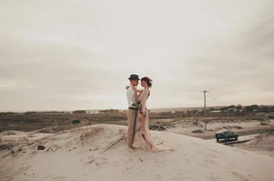 Engagement Wedding lindo no litoral do Rio Grande do Sul