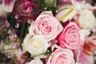 Bunte Brautsträuße für den Frühling 2013