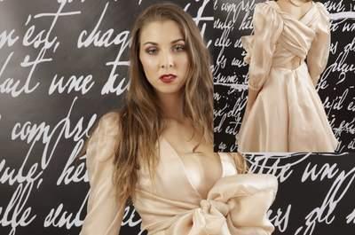 Robes de mariée Gwanni 2016 : Des créations intemporelles qui vous séduiront à coup sûr !