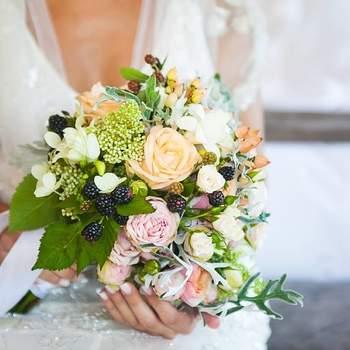 O ramo de noiva perfeito: as tendências para 2016!