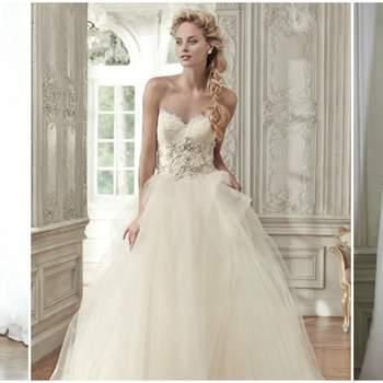 Descubra a espectacular colecção Primavera de vestidos de noiva de Maggie Sottero