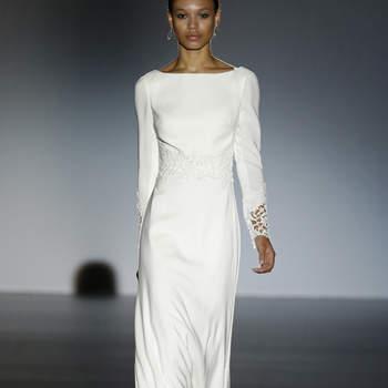 Entdecken Sie die 30 bezauberndsten Brautkleider der Top-Designer auf der Barcelona Bridal Week!