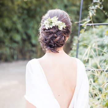 75 coiffures de mariée 2017 pour être la plus belle!