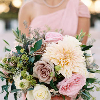 Gorgeous Wildflower Wedding Bouquets for 2017
