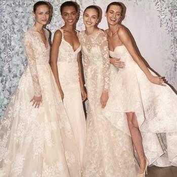 New York Bridal Week 2015: descubre 60 increíbles vestidos de novia