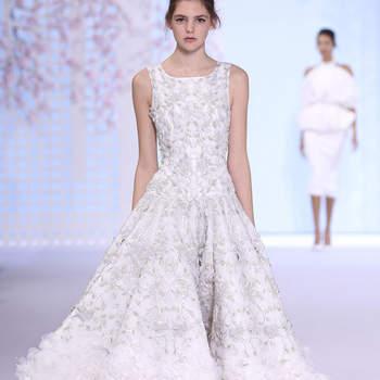 Las novias de la Alta Costura de París: 27 vestidos de ensueño