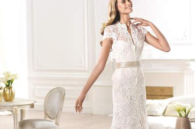 Seleção dos melhores vestidos de noiva da coleção Pronovias Atelier 2015