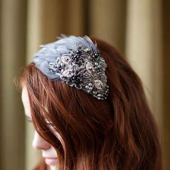 Plumas, el nuevo elemento decorativo para tu boda. ¡Lo querrás sí o sí!