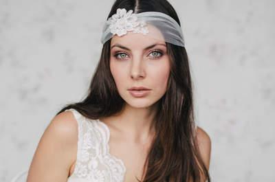 Braut Haarschmuck von Schönmich Accessoires 2016 – Verspielte Looks zum Verlieben!