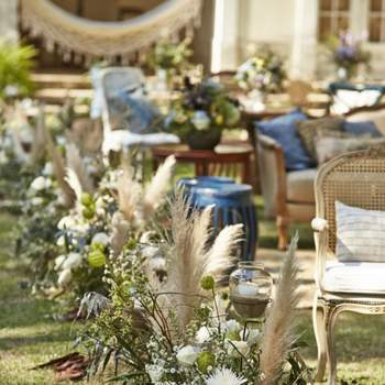 Penas e plumas na decoração do casamento: tendência ABSOLUTA em 2016!
