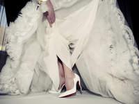 Sapatos de noiva Christian Louboutin 2016