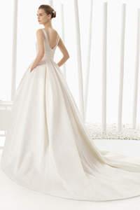 Vestidos de noiva Rosa Clará 2016