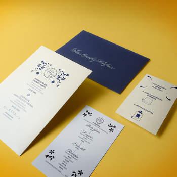 Un nuevo modelo de invitaciones de boda para ti, ¡No te lo puedes perder!