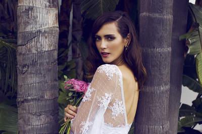 Siete formas de salir maravillosa en tus fotos de boda, ¡lucirás como una modelo!