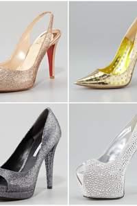 Chaussures bijoux pour mariage en hiver : au top pour les mariées et leurs invitées