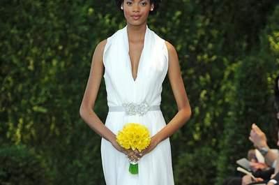 Colección vestidos de novia Carolina Herrera 2014