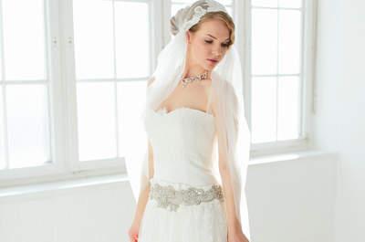 Brautkleider von Natascha Wiebking 2016 – Natürlich schöne und einzigartige Brautmode!