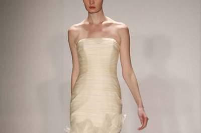 50 vestidos de novia corte sirena: El toque sexy que tu boda necesita