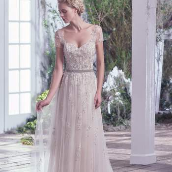 Unsere liebsten Brautkleider von der New York Bridal Week 2016
