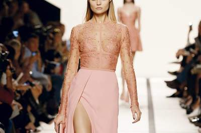 Robes de cocktail Elie Saab 2014