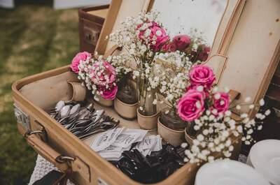 Decoración de matrimonios al aire libre 2017. ¡Ten una ambientación inolvidable!