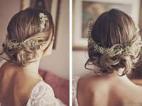 Tendencias en peinados para novia 2016