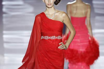 Invitadas de rojo 2013: los mejores diseños de la temporada