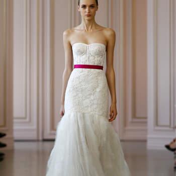 Brautkleiderkollektion 2016 von Oscar de la Renta - Unsere Auswahl aus der verführerischen und femininen Kollektion!