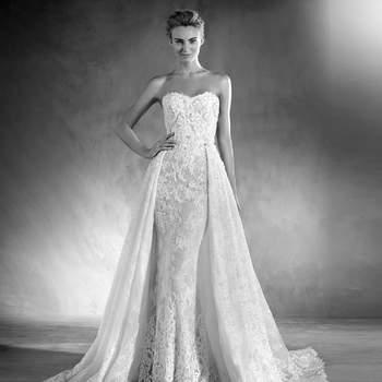 Les 50 robes de mariée les plus impressionnantes de la collection Pronovias 2017