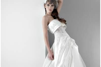 Abiti da sposa senza spalline per il 2015: scopri gli incredibili modelli!