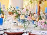Ślubne dekoracje florystyczne w Warszawie