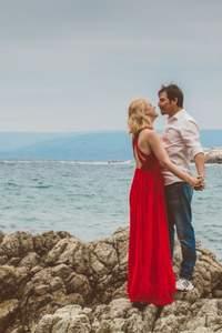 Cómo tomar hermosas fotos en pareja