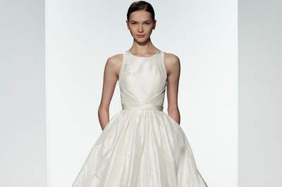 Vestidos de noiva Amsale 2016: coleção moderna e elegante