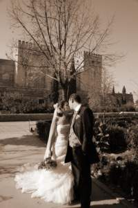 Alhambra Weddings - wedding planners in Granada, Spain
