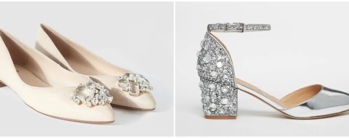 Der Brautschuh Ihrer Träume? Hier finden Sie die bequemsten Schuhe für Ihre Hochzeit!