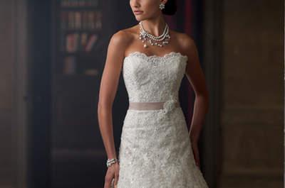 Suknie ślubne Davida Tutera dla marki Mon Cheri