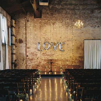 Stile industrial chic per le decorazioni del tuo matrimonio 2017: ecco 30 idee uniche!