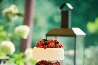 Fantazyjne torty ślubne na sezon 2016!